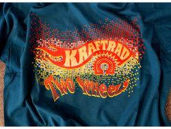 T Shirt Hot Krad - Motorwear Motorgear Bike Shirt