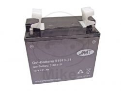 BATTERIE GEL JMT 12V/21AH