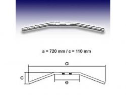 Lenker Drag Bar small 720mm