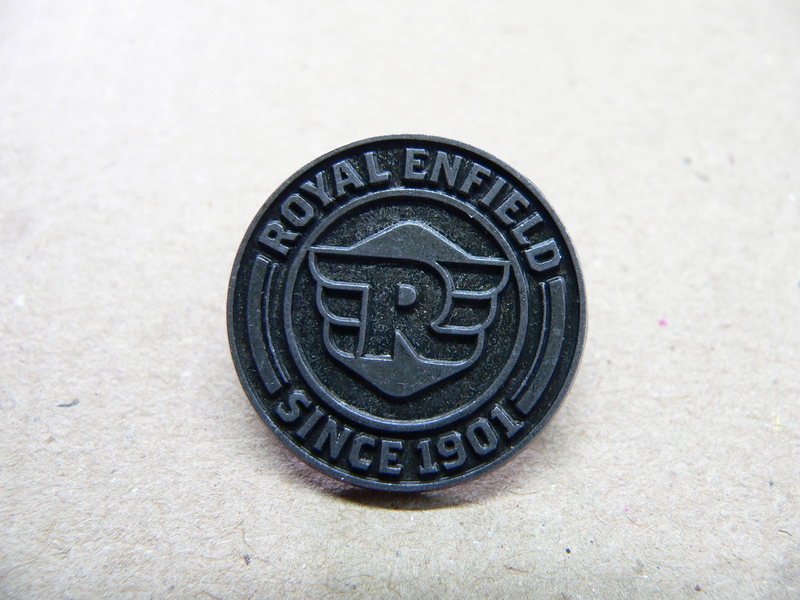 Royal Enfield Anstecker since 1901